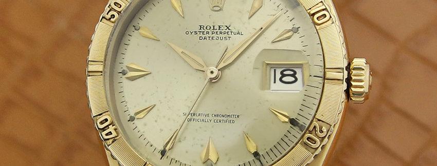 Rolex Thunderbird 6609 Men's Watch