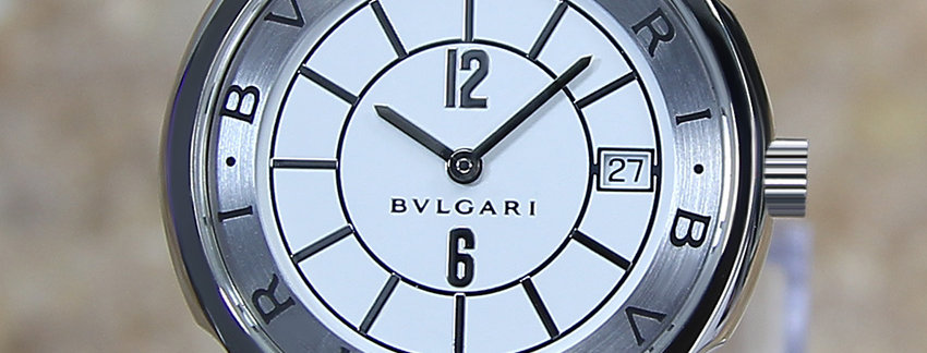 Bulgari Solotempo ST35 S Men's Watch