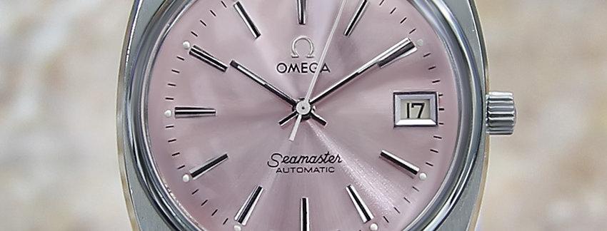Omega Seamaster Cal 1012 Men's Watch