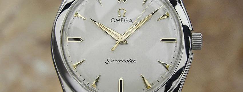Omega Seamaster 2650-4SC Vintage Watch