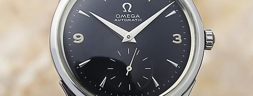 Omega 2581-6 Men's Vintage Watch