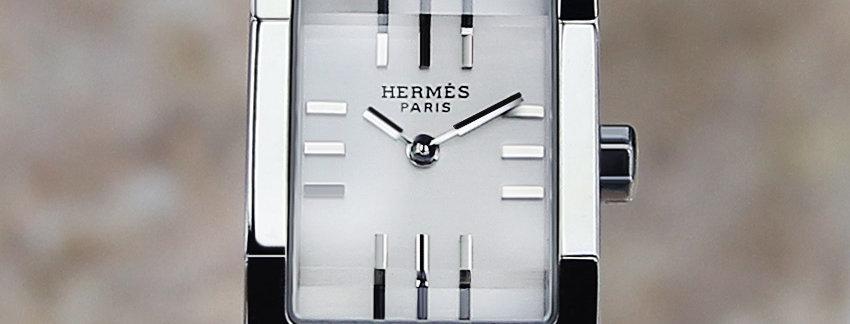 Hermes Tandem TA1 210 Ladies Watch