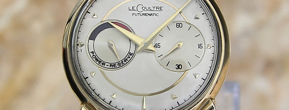 1954's Jaeger LeCoultre Futurematic Watch
