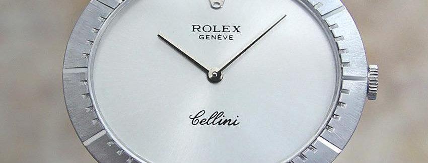 Rolex Cellini 4083  Men's Watch