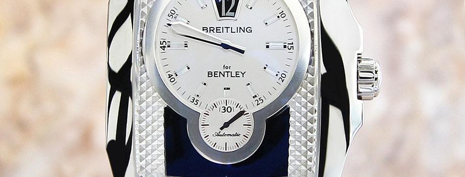 Breitling Bentley Flying B A28362 Auto 39mm 2010 Watch