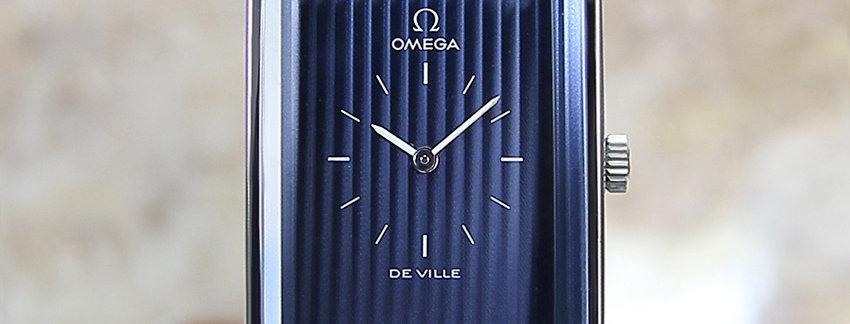 Omega DeVille Andrew Grima Watch for Men