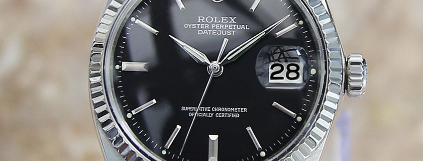 Rolex Oyster 1601 Men's Watch