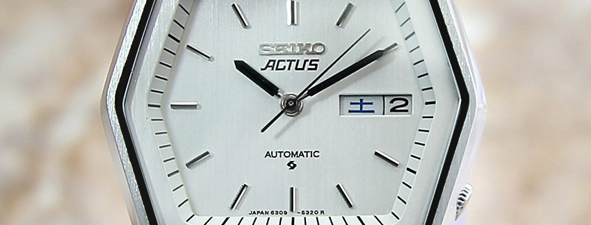 Seiko Actus 6309-7180 Men's Watch | WatchArtExchange