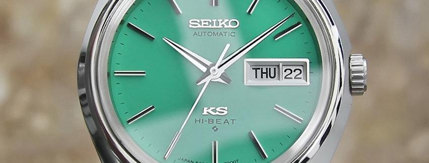 Vintage King SeikoAutomatic56267110Watch | WatchArtExchange