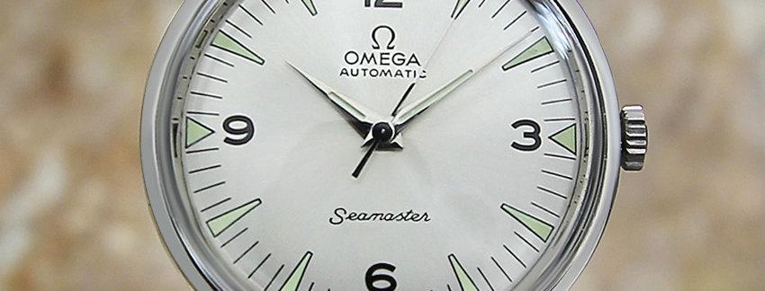 Omega Seamaster 165 002 Men's Watch