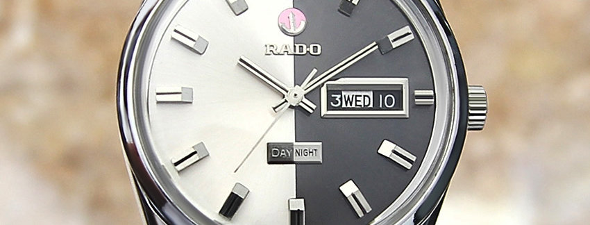 Rado Starliner Daymaster 1960  Men's Watch