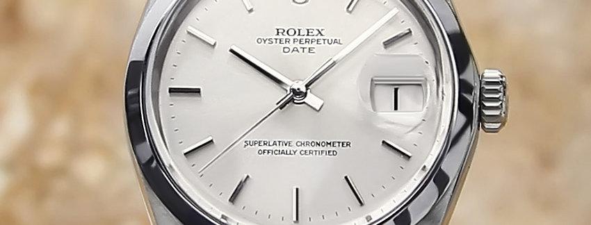 Rolex 1500 DatejustMen's Watch