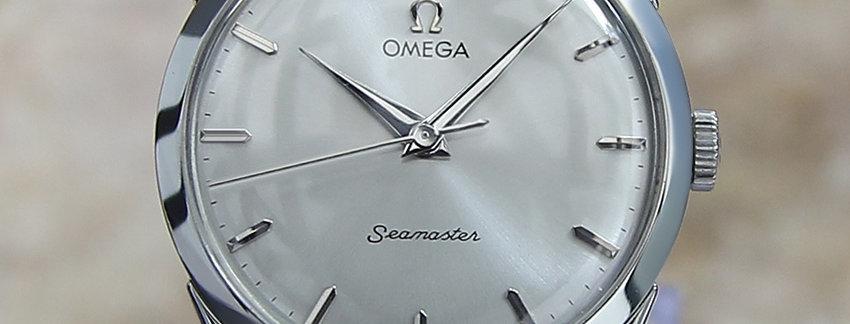 Omega Seamaster 2910-1SC Men's Watch
