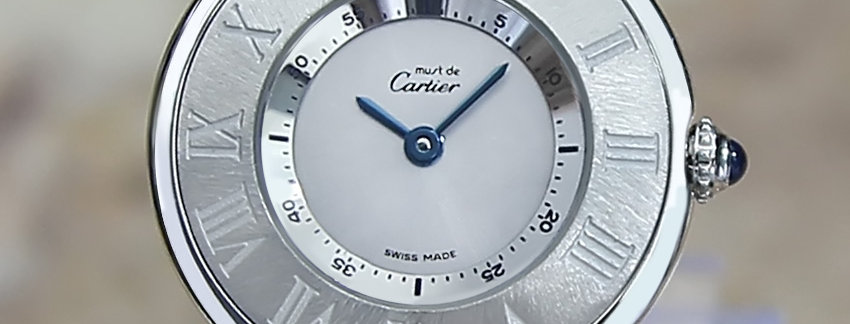 Cartier 1340 Must de Cartier Unisex Watch