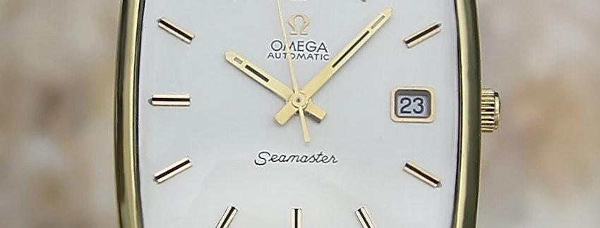 Omega Seamaster 166 042 Men's Watch