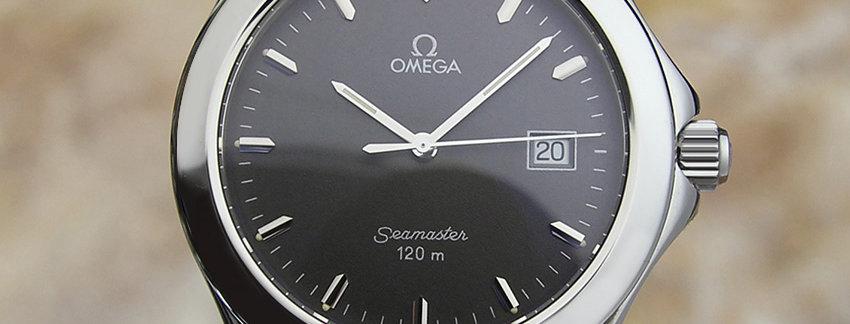 Omega Seamaster 120m Men's Watch