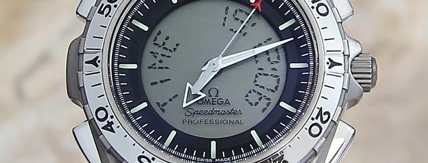 OMEGA Speedmaster X-33 Mars Titanium Men's Watch