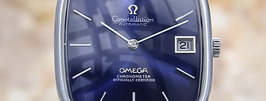 1970's Omega Constellation Watch