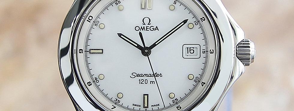 2010 Omega Seamaster 120m Swiss Watch