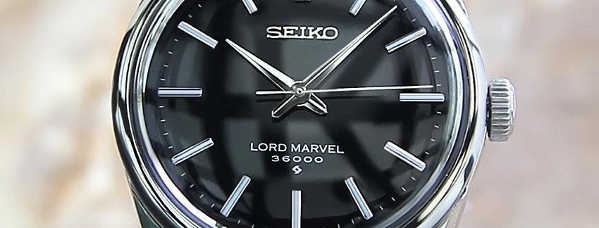 1967 Seiko Lord Marvel Watch