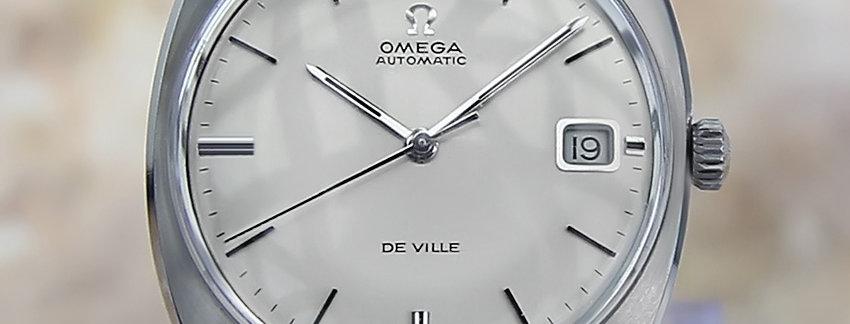 1960's Omega DeVille Watch