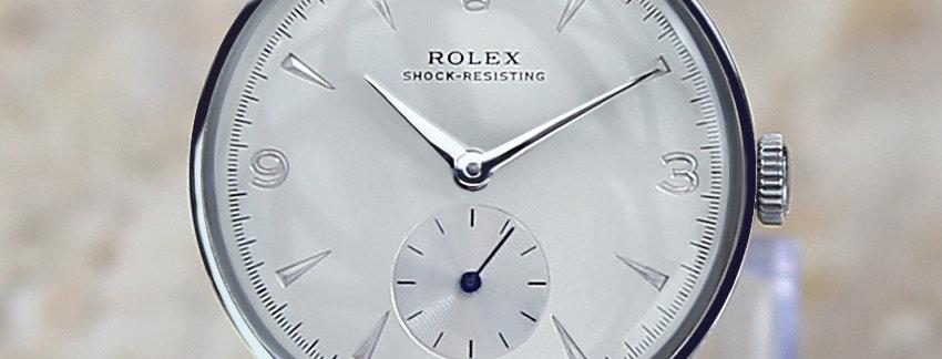 Rolex 3742 Military Watch for Men | WatchArtExchange