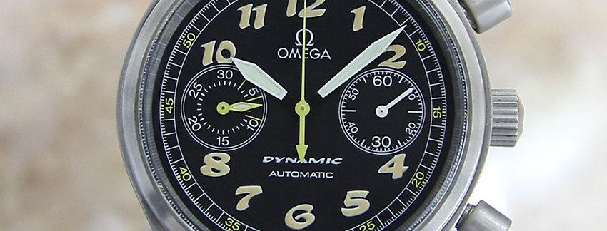 Omega Dynamic 1750310 Men's Watch