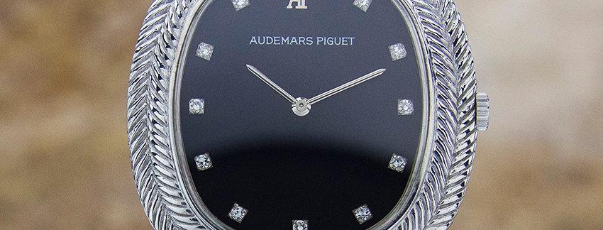 Audemars Piguet C76597 Solid 18k Gold Watch