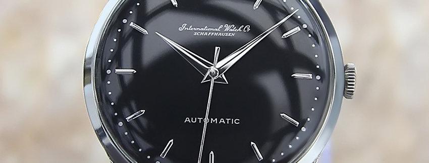 1960 IWC International Watch Co Men's Watch