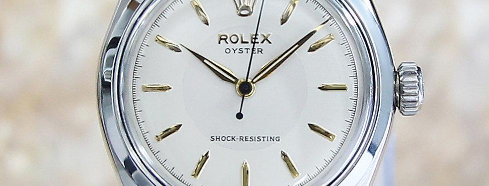 1956 Rolex 6480 Oyster Watch
