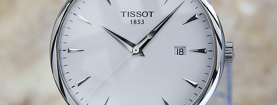 2018 Tissot Tradition Watch