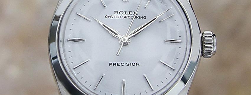 Rolex 6430 Speed King Watch for Men   WatchArtExchange