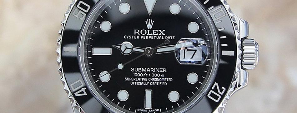 Rolex Submariner 116610 Men's Watch