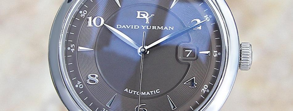 David Yurman Automatic T713 men's 44mm c2015 Watch