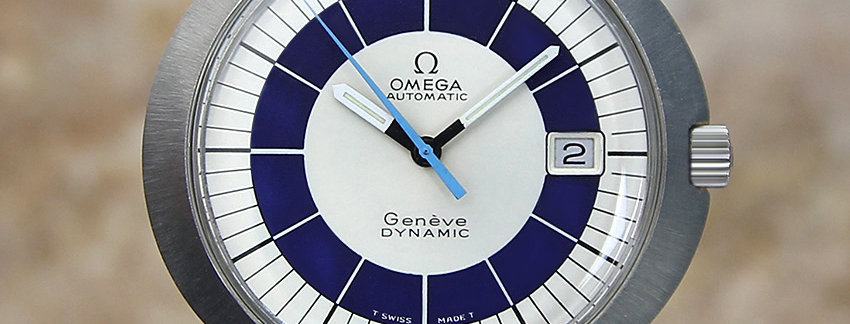 Omega Geneve 41mm Men's Watch