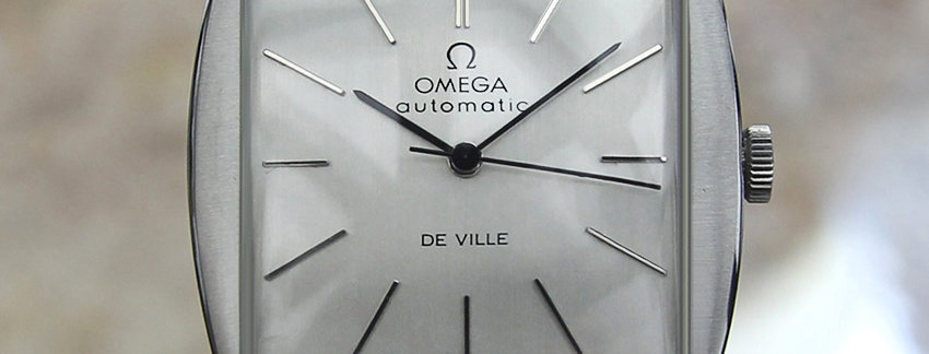 1970's Omega DeVille Swiss Watch