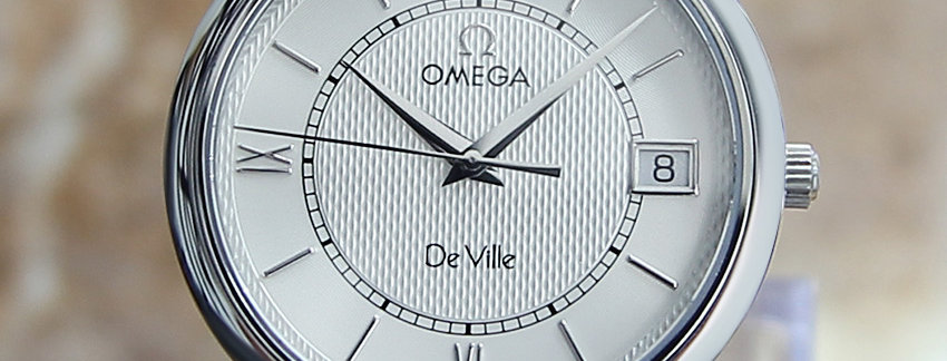 Omega Deville Watches on Sale