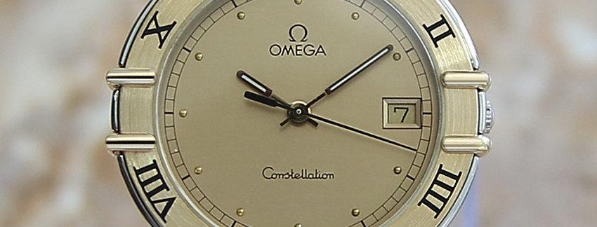 2000 Omega Constellation Watch