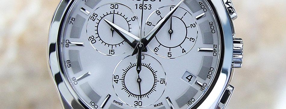 2012 Tissot Couturier Watch
