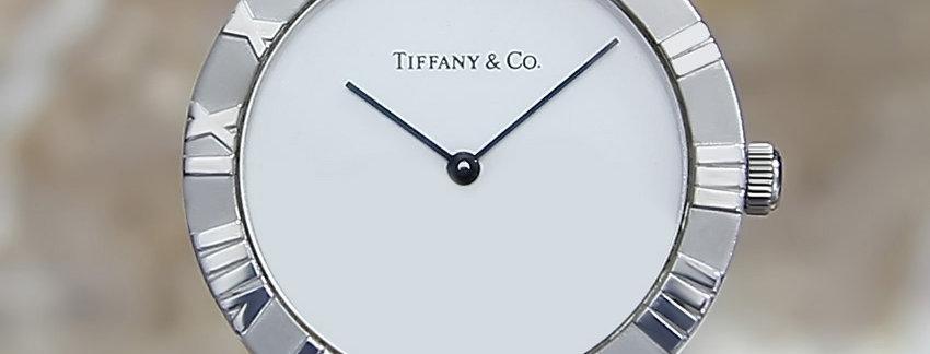 Tiffany & Co Atlas 925 Men's 31mm Watch