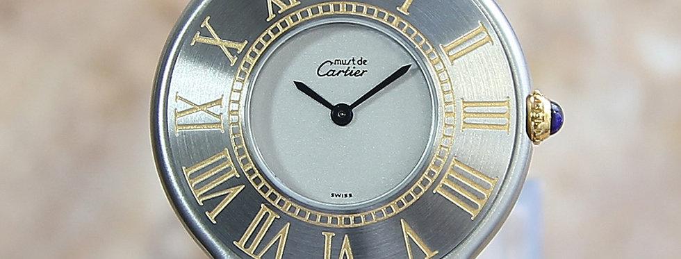 2000 Cartier Must de 21 Watch