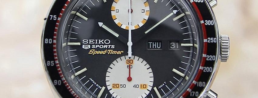 Seiko Chronograph 6138 0031 Watch for Men   WatchArtExchange