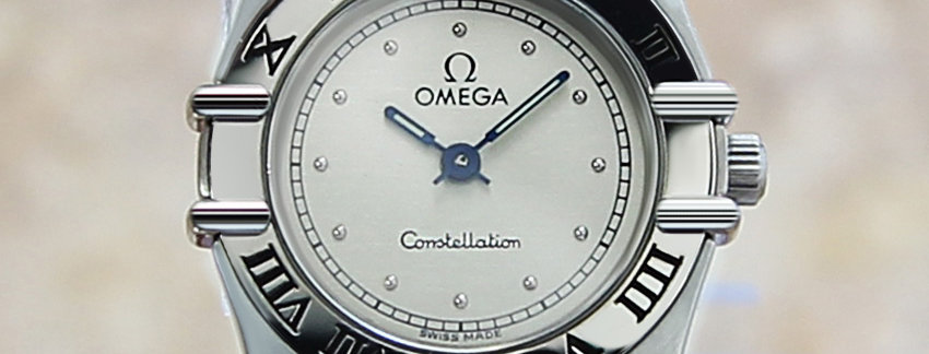 Omega Constellation 26mm Ladies Watch