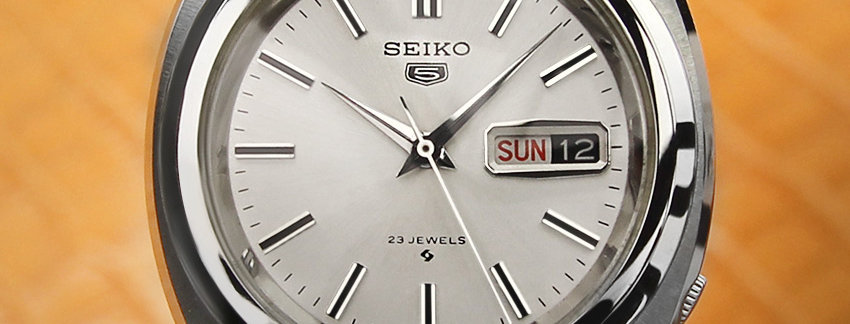 Vintage Seiko 5126 7020 Watch for Men Circa 1979 | WatchArtExchange