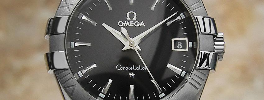 2016 Omega Constellation Watch