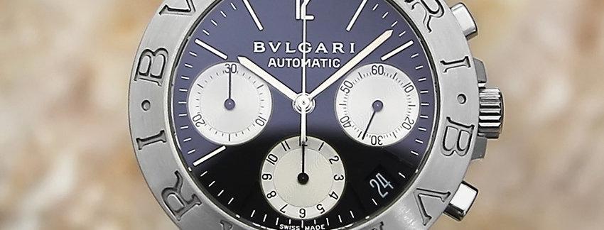 Bulgari Diagano CH 35 S Men's  Watch