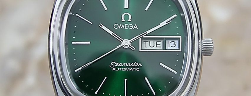 Omega Seamaster Cal 1020 Men's Watch