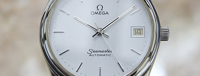 Omega Seamaster Darwin Men's Watch