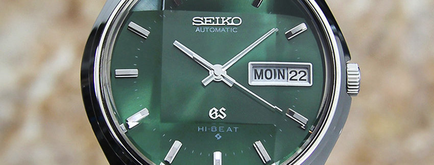 Grand Seiko Hi Beat 5646 7020 Watch for Men | WatchArtExchange