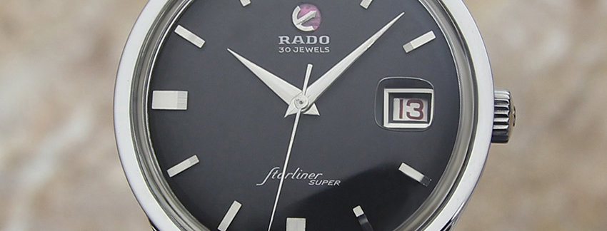 1960 Rado Starliner Super Men's Watch